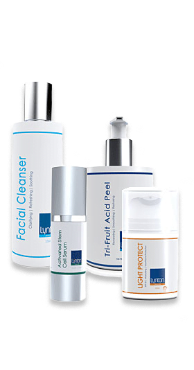 Lynton Skincare Range