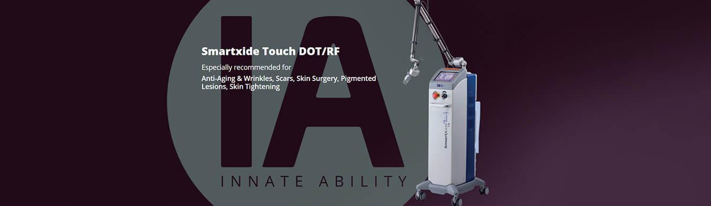 SmartXide Touch Website Banner
