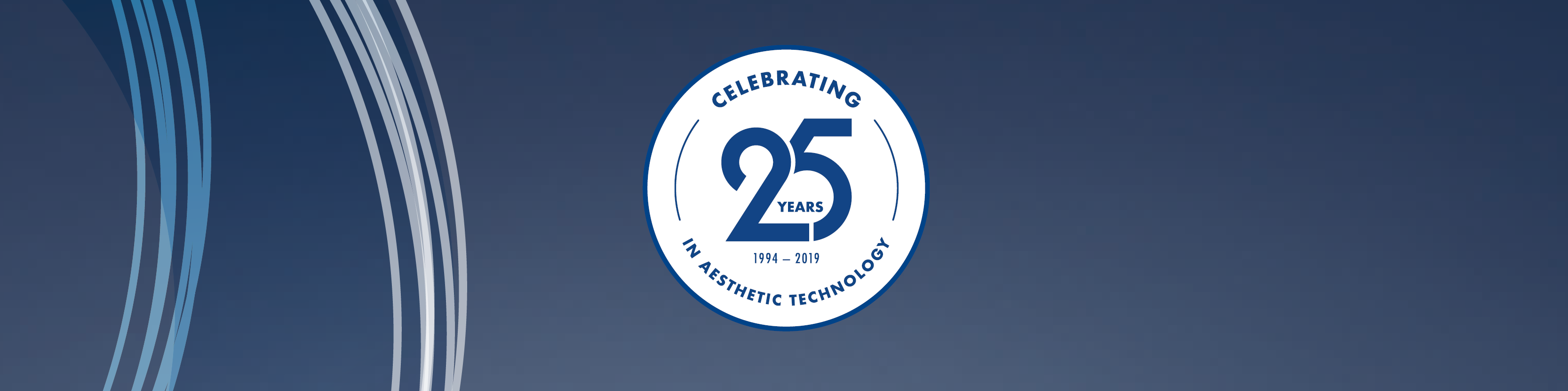 Lynton Celebrating 25 Years in Aesthetics Technology