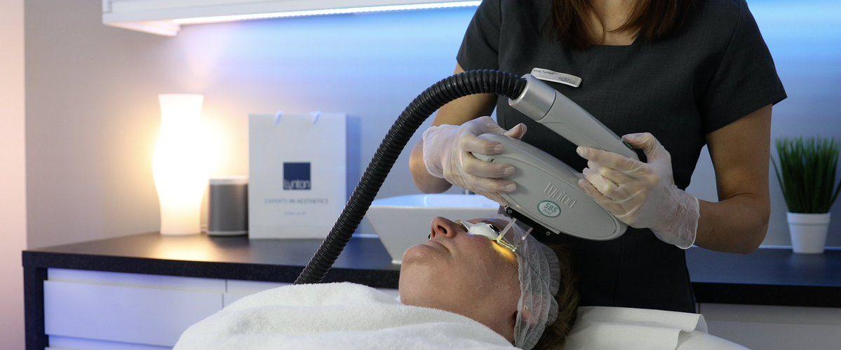 585 IPL facial treatment at The Lynton Clinic