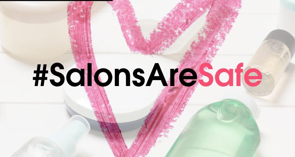 #SalonsAreSafe