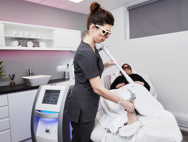 professional laser tattoo removal machines