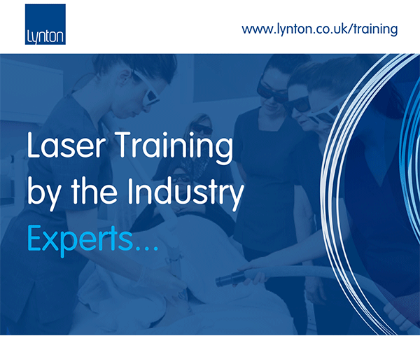 Lynton Lasers laser training with the industry experts