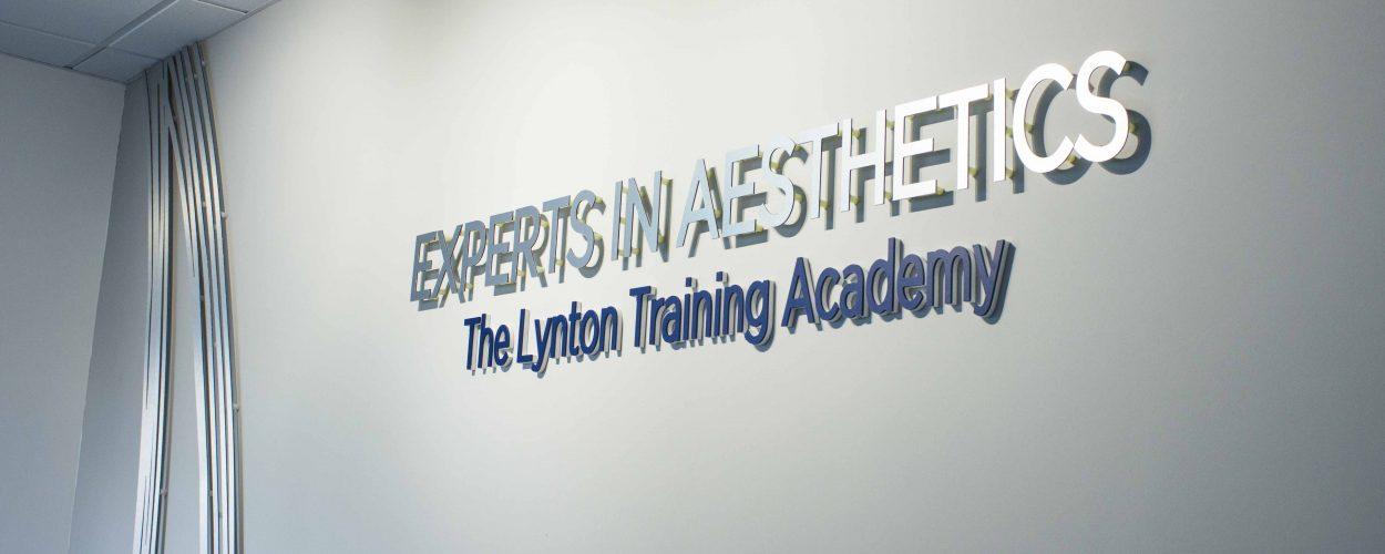 Experts in Aesthetics The Lynton Training Academy