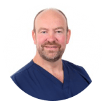 Dr David Eccleston, Clinical Director and Consulting Cosmetic Physician to MediZen Clinics