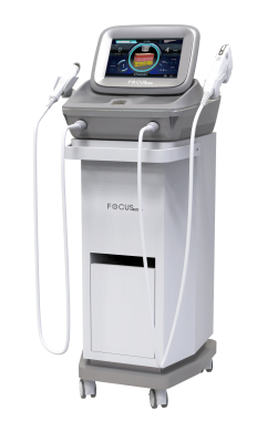 Focus Dual Radiofrequency Microneedling and HIFU Machine