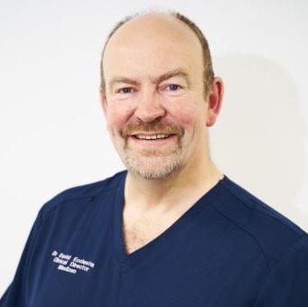 Dr David Eccleston