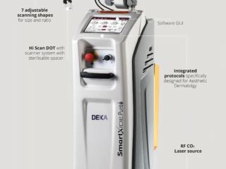 SmartXide Punto CO2 Laser